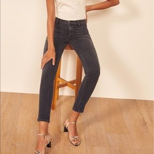 Reformation May High And Skinny Jeans 25